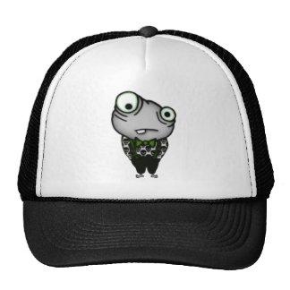 Well Dressed Monster Trucker Hat