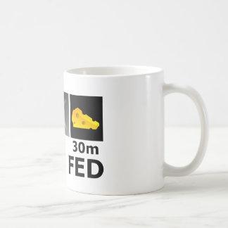 Well Fed Coffee Mug