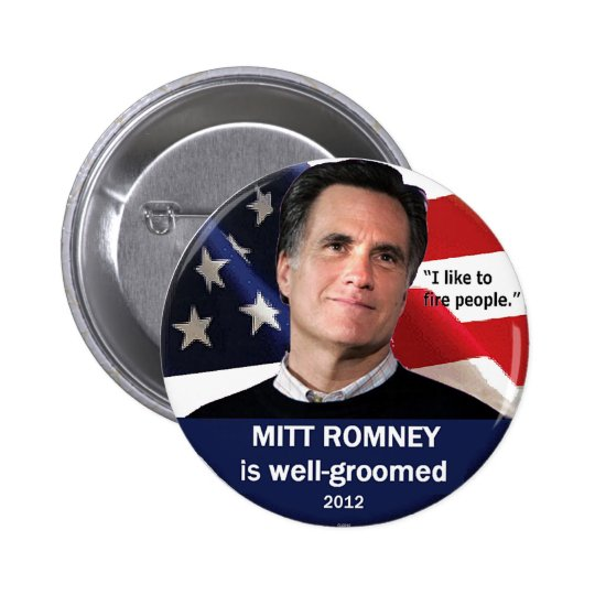 Well-groomed - Button