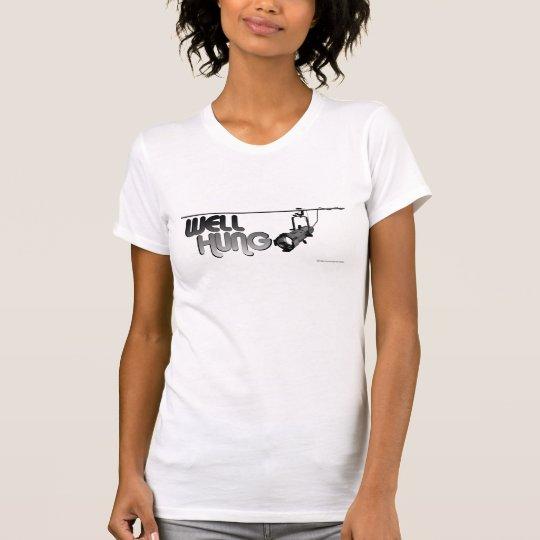 Well Hung Ellipsoidal Women's Light T T-Shirt