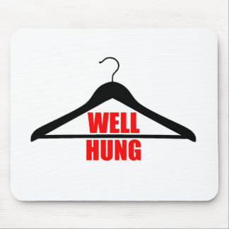 Well Hung Mousemats