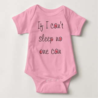 Well, if I cant sleep...- Baby Bodysuit