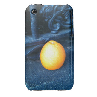 Well, it's an iPhone case, but with an orange on! iPhone 3 Covers