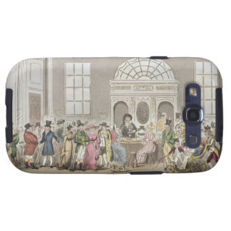 Well known Characters in the Pump Room Bath Taki Galaxy SIII Cases