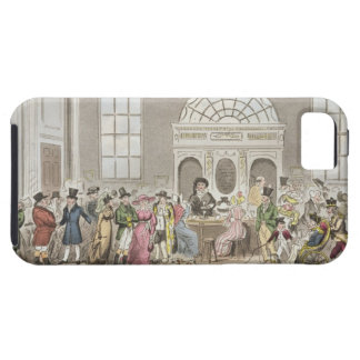 Well known Characters in the Pump Room Bath Taki iPhone 5 Case