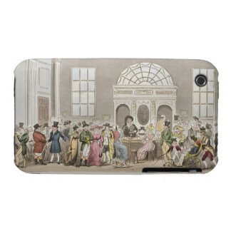 Well known Characters in the Pump Room Bath Taki Case-Mate iPhone 3 Cases
