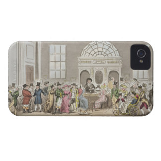 Well known Characters in the Pump Room, Bath, Taki Case-Mate iPhone 4 Case