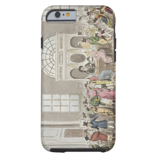 Well known Characters in the Pump Room Bath Taki iPhone 6 Case
