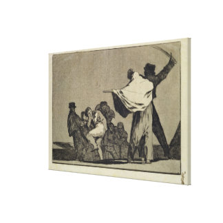 Well known Folly Canvas Print