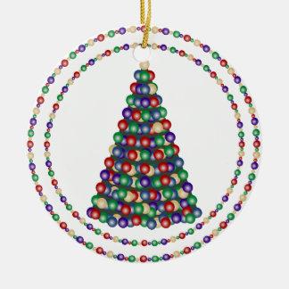 Well Lit Christmas Tree Ornament