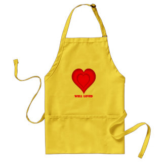 Well Loved Adult Apron