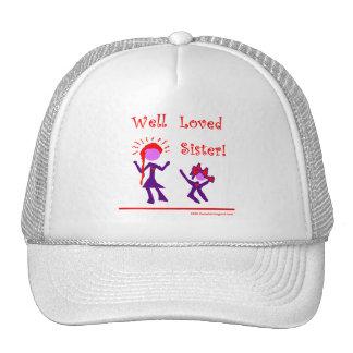Well Loved Sister! Trucker Hat