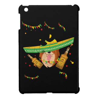Well Played Tequila Cinco De Mayo Corgi Dog Case For The iPad Mini
