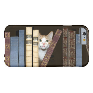Well read kitty cat barely there iPhone 6 case