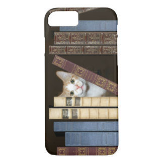 Well read kitty cat iPhone 8/7 case