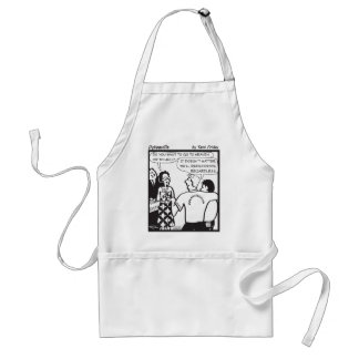 We'll Redecorate Adult Apron