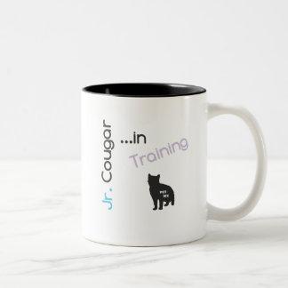 Well Trained Two-Tone Coffee Mug