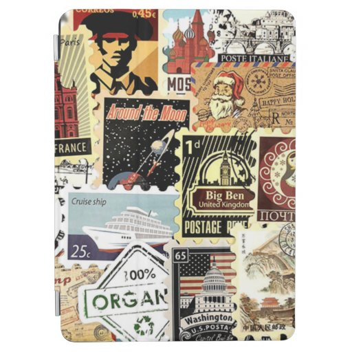 Well Traveled iPad Air Cover