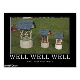 Well Well Well Posters