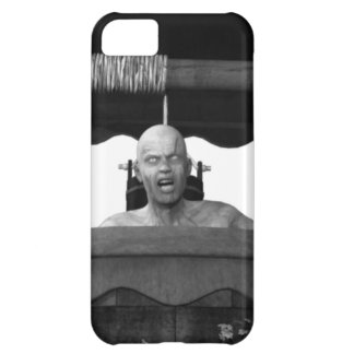 Well with a Zombie B&W Cover For iPhone 5C