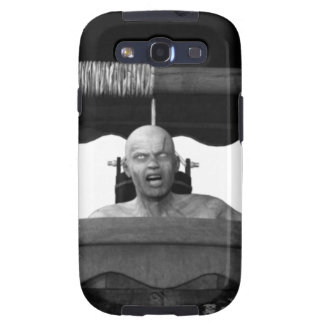 Well with a Zombie B&W Galaxy SIII Covers