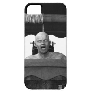 Well with a Zombie B&W iPhone 5 Cases