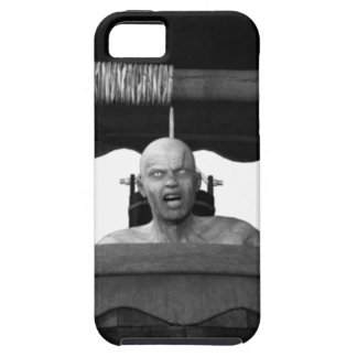 Well with a Zombie B&W iPhone 5 Covers