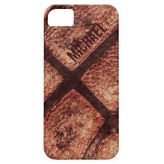 Well worn basketball ball iphone5 case iPhone 5 covers
