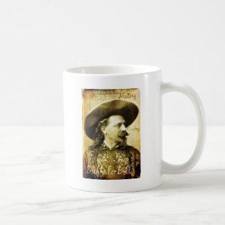 Well Worn Buffalo Bill Cowboy Coffee Mug