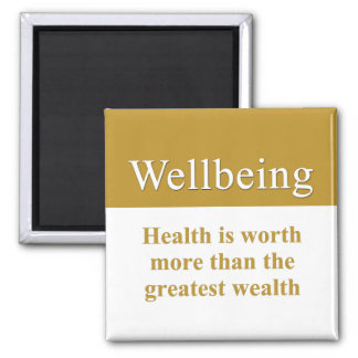 Wellbeing is greater than wealth magnet