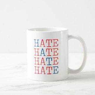 Wellcoda Always Hate Your Enemy Crazy Fun Coffee Mug