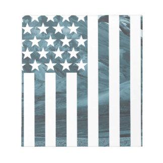 Wellcoda American Free Eagle USA Dream Notepad