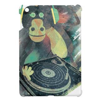 Wellcoda Animal Monkey Music DJ Disco Pop iPad Mini Case