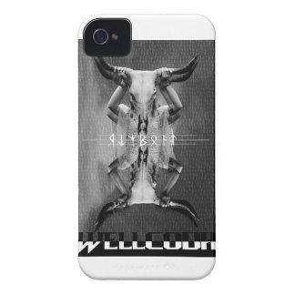 Wellcoda Apparel Cult Mask Crazy Animal iPhone 4 Case