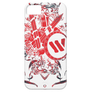 Wellcoda Apparel Mega Battle Evil Fantasy iPhone SE/5/5s Case