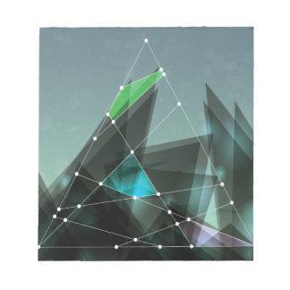 Wellcoda Apparel Shape Future Colour Wars Notepad