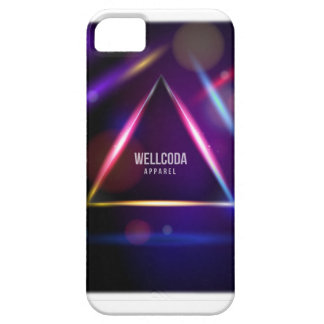 Wellcoda Apparel Solar System Crazy World iPhone SE/5/5s Case