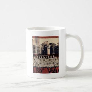 Wellcoda Apparel Urban Tiger Wild Jungle Coffee Mug