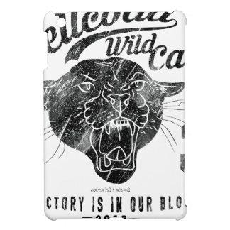 Wellcoda Apparel Wild Cats USA Sport Team iPad Mini Cases