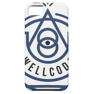 Wellcoda Apparel Wild Life Edinburgh UK iPhone SE/5/5s Case