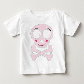 Wellcoda Baby Skull Dangerous Cute Little Baby T-Shirt