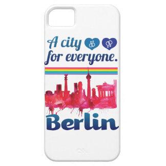 Wellcoda Berlin For Everyone Loving City iPhone SE/5/5s Case