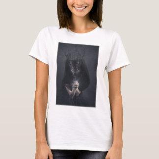 Wellcoda Big Bad Wolf Woman Evil Queen T-Shirt