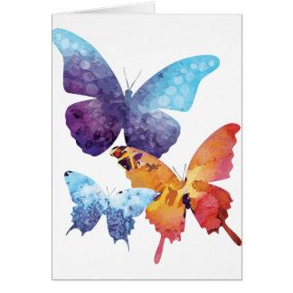 Wellcoda Butterfly Nature Love Beauty Life Card