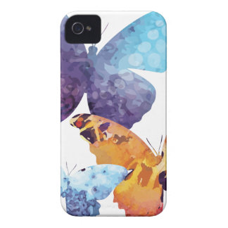 Wellcoda Butterfly Nature Love Beauty Life Case-Mate iPhone 4 Case