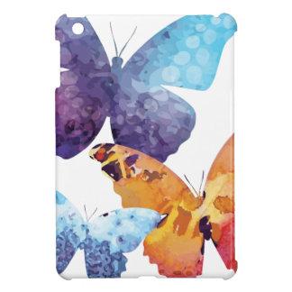 Wellcoda Butterfly Nature Love Beauty Life iPad Mini Case