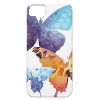 Wellcoda Butterfly Nature Love Beauty Life iPhone SE/5/5s Case