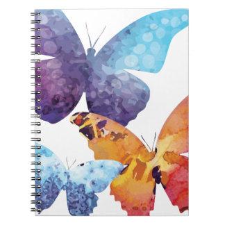 Wellcoda Butterfly Nature Love Beauty Life Notebook