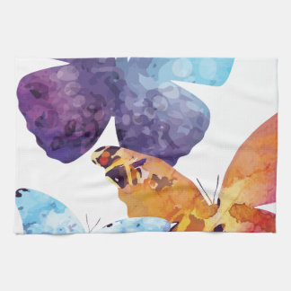 Wellcoda Butterfly Nature Love Beauty Life Towels