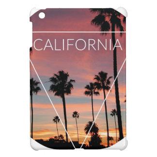 Wellcoda California Palm Beach Sun Spring Case For The iPad Mini